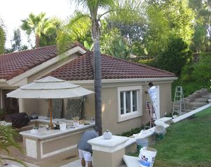 Exterior House Painting in Laguna Hills, CA (1)